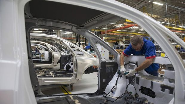 Otomotiv üretimi martta 127,8 bin oldu