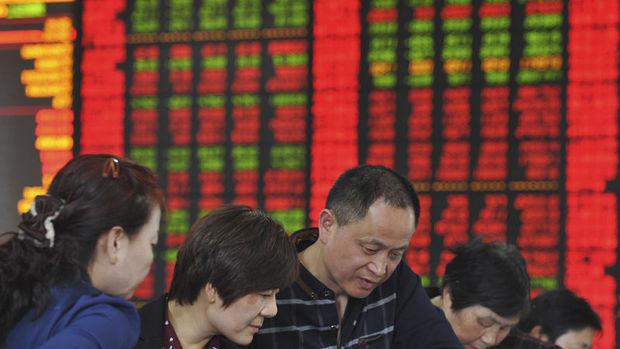 """Çin hisseleri """"üretici fiyatları"""" ile yükseldi"""