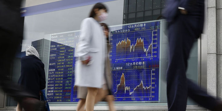 """Asya hisseleri """"merkez bankaları"""" öncesi geriledi"""