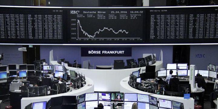 """Avrupa hisseleri """"madencilik ve Ifo verisi"""" ile düştü"""