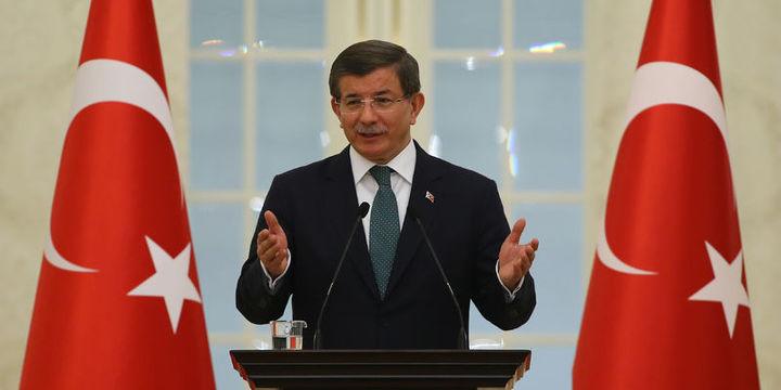 Davutoğlu: Teröre karşı kararlı tutumdan geri adım atmayacağız