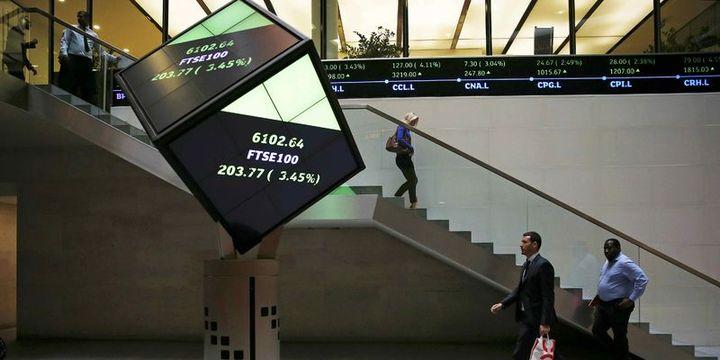 Avrupa borsalarında kayıplar hızlandı
