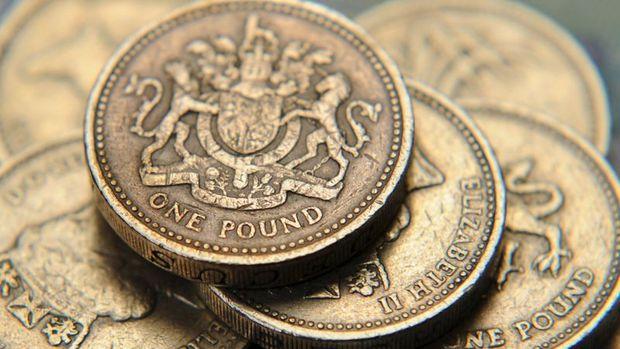 Pound dolar karşısında 2016 kayıplarını geri aldı