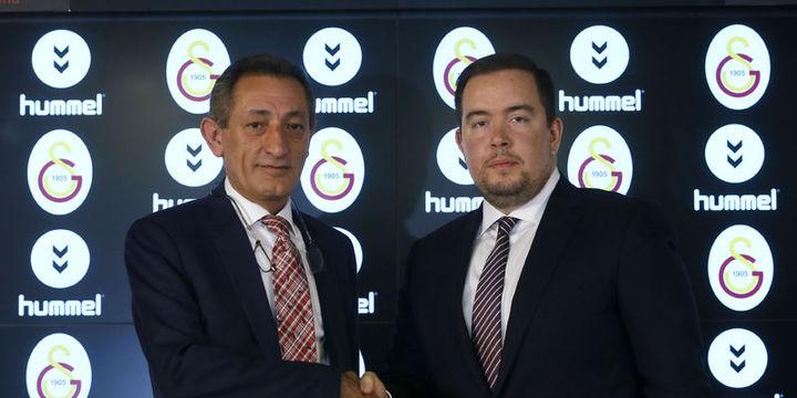 Galatasaray, Hummel ile sponsorluk anlaşması imzaladı
