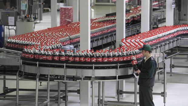 Coca Cola'nın ilk çeyrek karı 29.4 milyon lira oldu