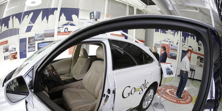 Google Fiat Chrysler