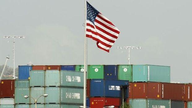ABD'de dış ticaret açığı Mart'ta beklentiden iyi geldi