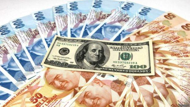 Dolar/TL kongre haberiyle 2.97'nin üzerini gördü