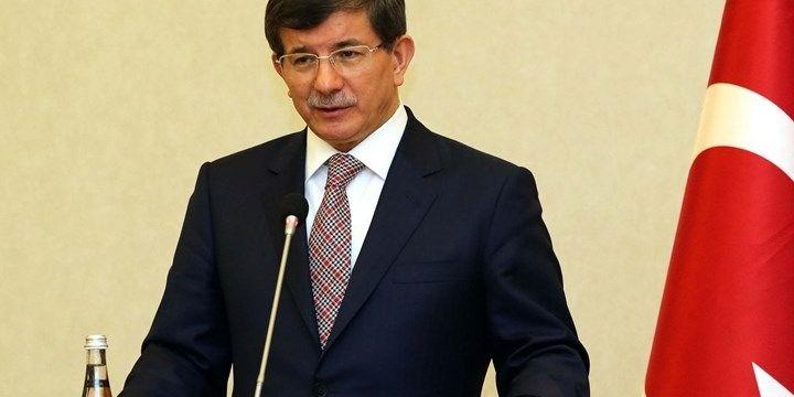 Başbakan Davutoğlu bugün basın toplantısı düzenleyecek
