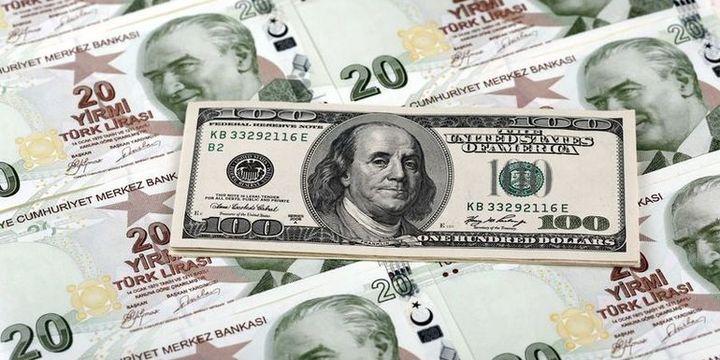 """Dolar/TL """"Davutoğlu"""" ardından 2.90"""