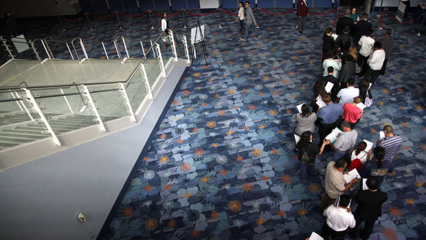 ABD'de işsizlik maaş başvuruları 5 haftanın zirvesine çıktı