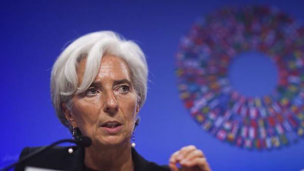 IMF/Lagarde:Brexit olursa sterlin değer kaybedebilir