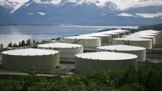 ABD'nin haftalık petrol stokları arttı