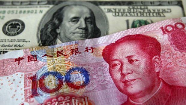 Offshore yuan dört ayın en kötü düşüşünde