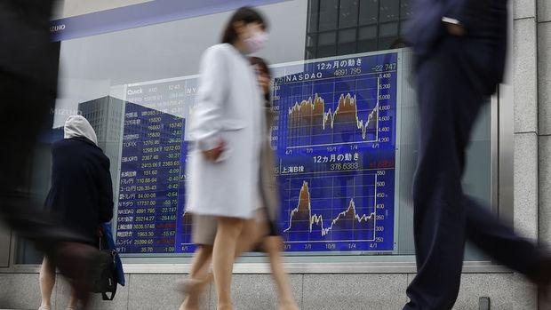 Asya hisseleri haftayı kayıpla geçmeye yöneldi