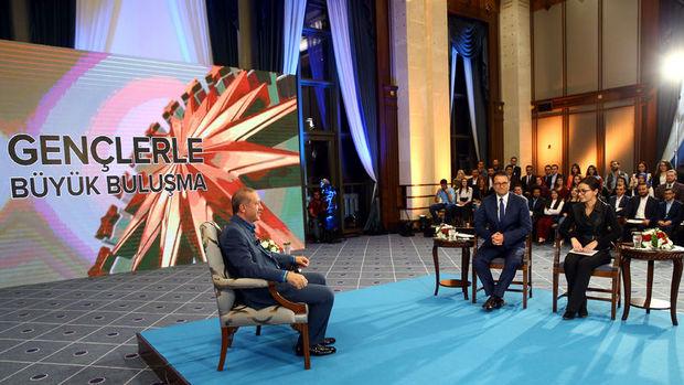 Erdoğan: Yeni Başbakana süratle kabineyi oluşturma imkanı verelim istiyorum