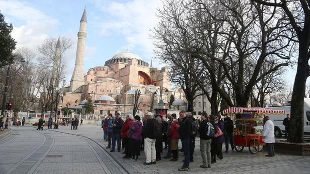 TÜROB: İstanbul'daki otellerde doluluk yüzde 32 azaldı