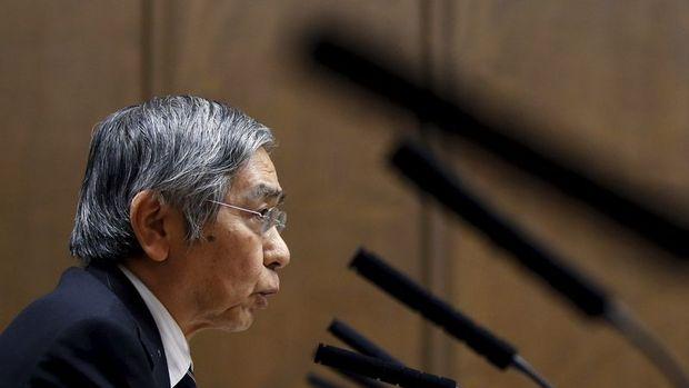 BOJ/Kuroda: Para politikası kuru hedeflemiyor