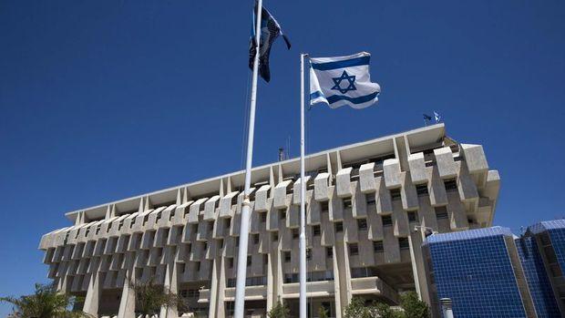 İsrail Merkez Bankası politika faizini sabit tuttu