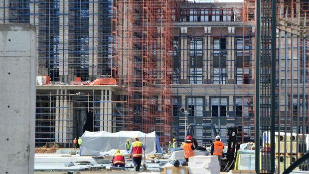 Yapı ruhsatı verilen bina sayısı yüzde 28 arttı