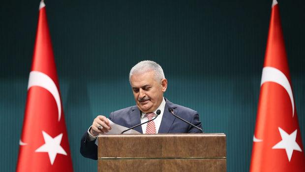 Yıldırım 65. hükümeti açıkladı, Şimşek yeni kabinede de yer aldı