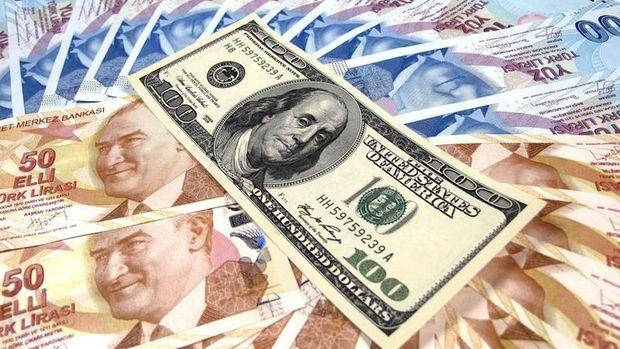 Dolar/TL TCMB faiz indirimi sonrası 2.95'in altını gördü