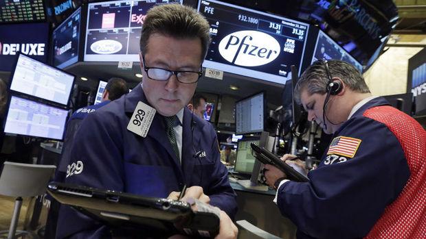 ABD hisseleri yatırımcıların risklerden kaçınmasıyla düştü