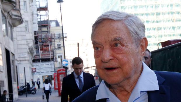 Soros: Brexit spekülatörleri zenginleştirecek, seçmenleri fakirleştirecek