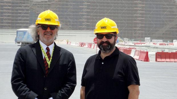 Anel Elektrik'ten Doha'da metro projesi anlaşması