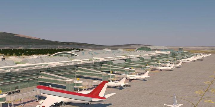 TAV Tiflis Havalimanı yeni terminalinin temelini attı