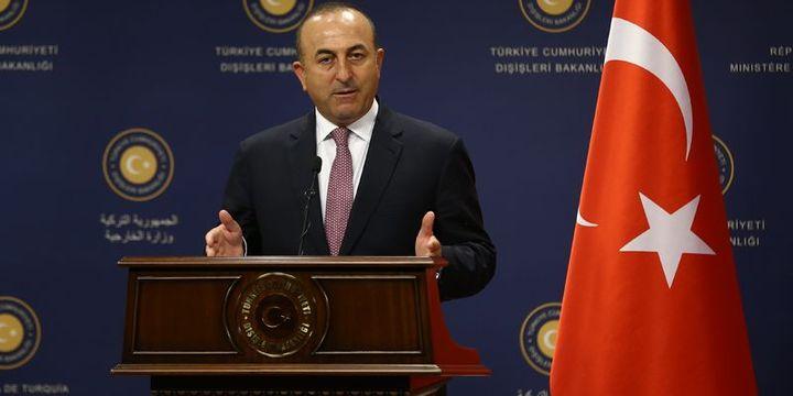 Bakan Çavuşoğlu, Rusya