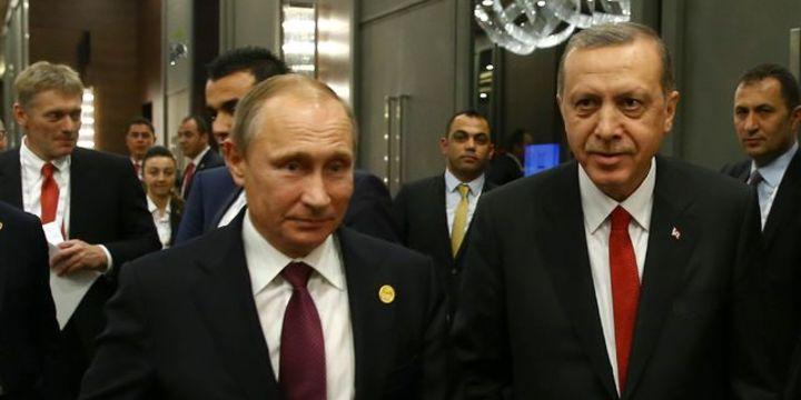 Kremlin Sözcüsü: Erdoğan, Putin