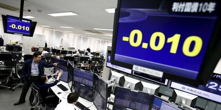 Japonya tahvil faizlerinin tamamı yüzde 0.1