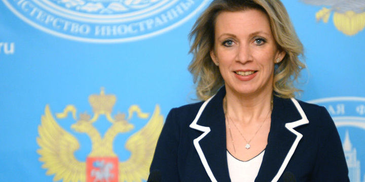 Rusya/Zaharova:Bu doğru yönde atılmış ciddi bir adım
