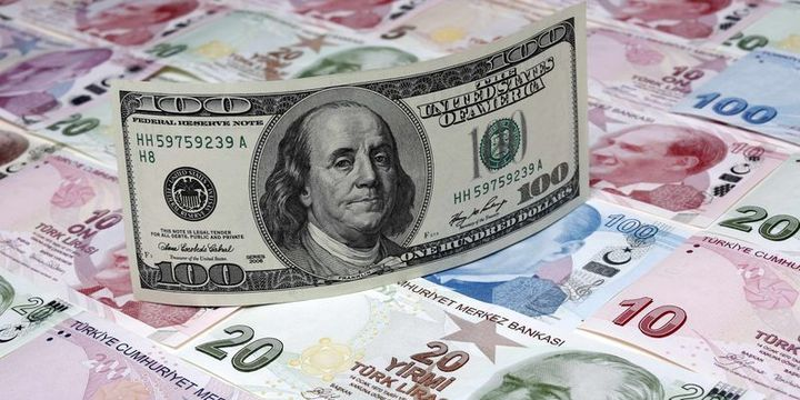 Dolar/TL 2,90