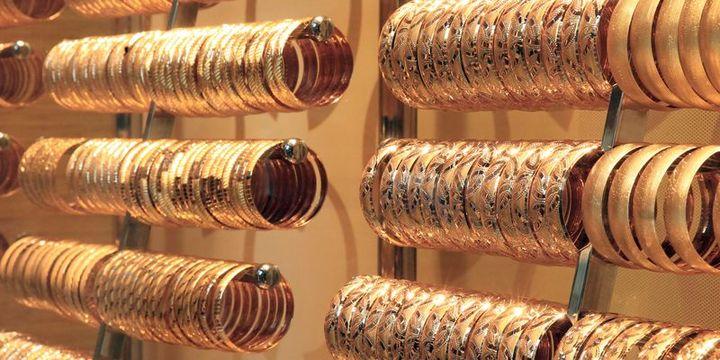 Altının gram fiyatı 123 lira seviyelerinde