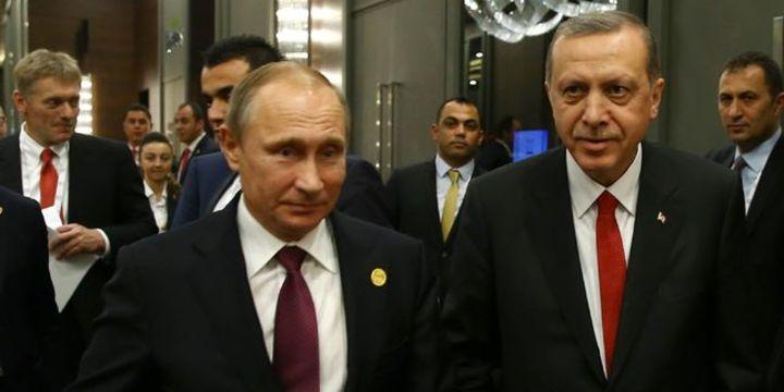 Erdoğan ve Putin Eylül