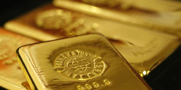 """Altın """"faiz"""" beklentilerinin gerilemesi ile yükseldi"""