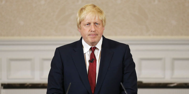 Boris Johnson Muhafazakar Parti liderliğine aday olmayacak