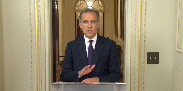 Carney: BOE para politikasını gevşetmek durumunda kalabilir