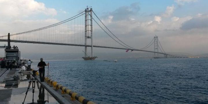 Osmangazi Köprüsü açıldı, bayram sonuna kadar ücretsiz