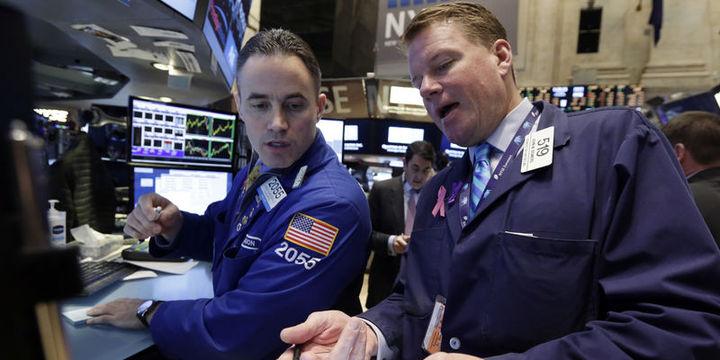 ABD hisseleri merkez bankalarının önlem sinyalleriyle yükseldi