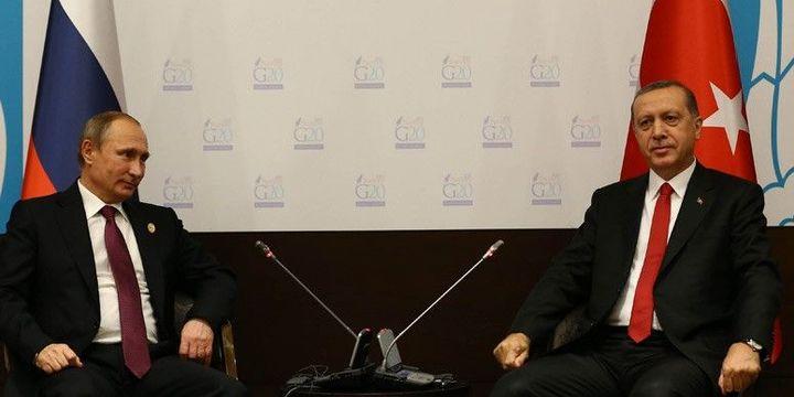 """""""Erdoğan ve Putin G20 öncesi görüşebilir"""""""