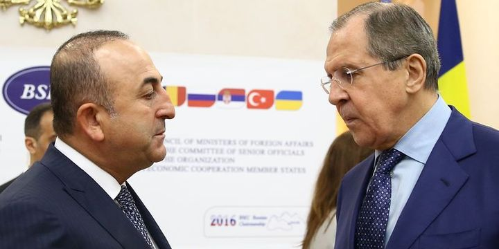 Lavrov Çavuşoğlu ile görüşmesini değerlendirdi