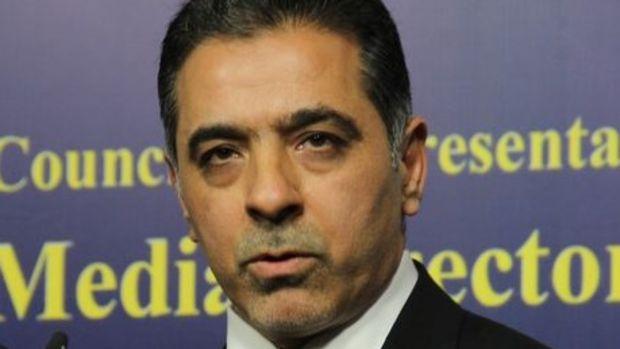 Irak İçişleri Bakanı Gabban'dan istifa açıklaması