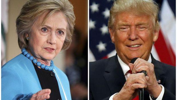 Clinton ve Trump'tan karşılıklı suçlamalar