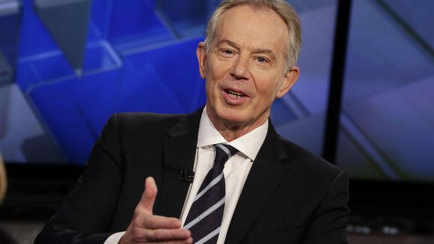 Tony Blair: Bütün sorumluluğu kabul ediyorum