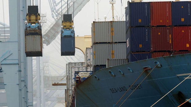 İngiltere'nin dış ticaret açığı arttı
