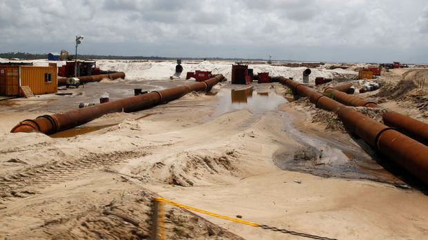 Nijerya'da petrol boru hattına saldırı