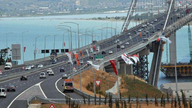 Osmangazi Köprüsü'nde araç garantisi tartışması yaşandı